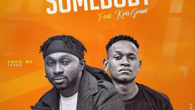 "(Audio + Video) ""Somebody"" By A'dam Ft. Kris Grant 