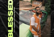"""(Audio + Video) """"Blessed"""" By Limoblaze(Free download) 