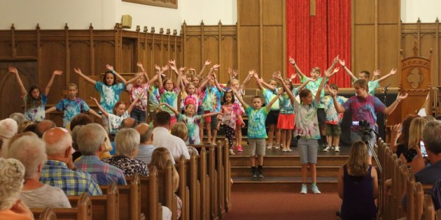 Register for Children's Choir Day Camp
