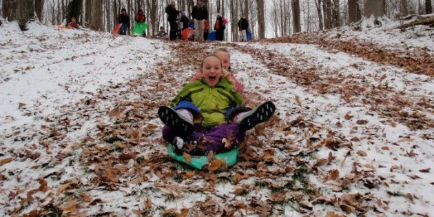 Camp Kirchenwald Winter Fun Day!