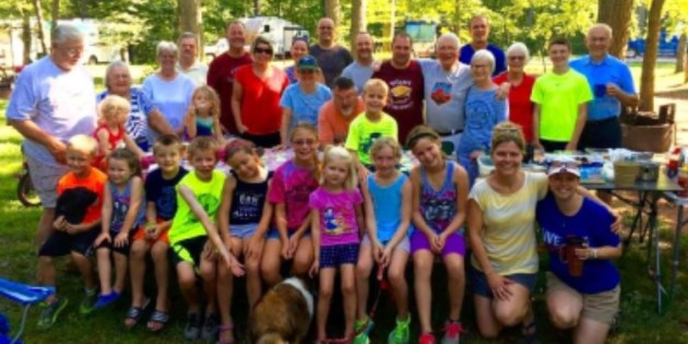 Trinity's Camping Small Group Announces Dates – All Are Welcome!