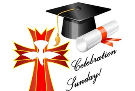 Join Us For Celebration Sunday – May 19th
