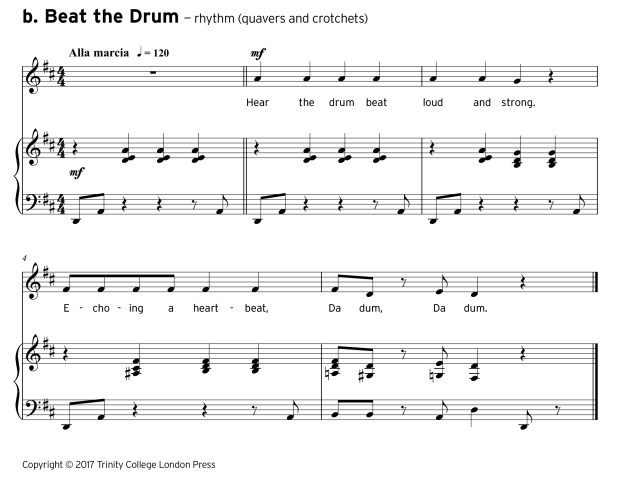 In - Beat the drum