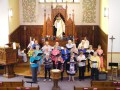 Trinity Choir on Music Sunday