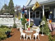Trinity Nursery front yard display