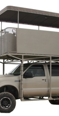 Safari roof rack ford excursion