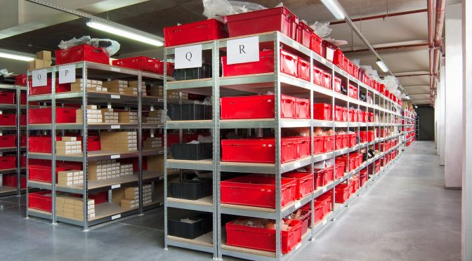 Shelving Solutions for Small Businesses