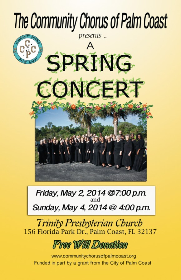 CCPC Spring Concerts