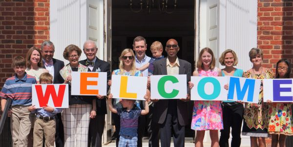 Trinity Presbyterian is growing together, welcoming all