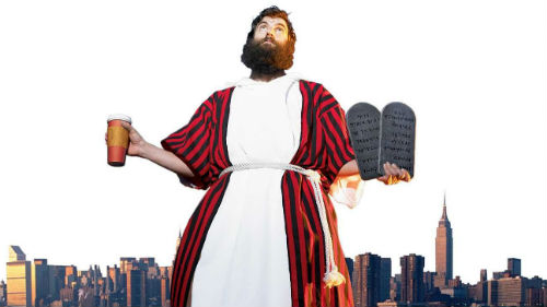 Living Biblically - Your Word Is A Lamp To My Feet, And A Pain In The Neck!