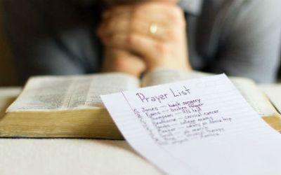 Trinity's Prayer Team Answers a Need