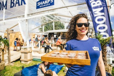 The Big Feastival with Sharp's Brewery