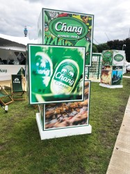 Taste of London - Chang Beer