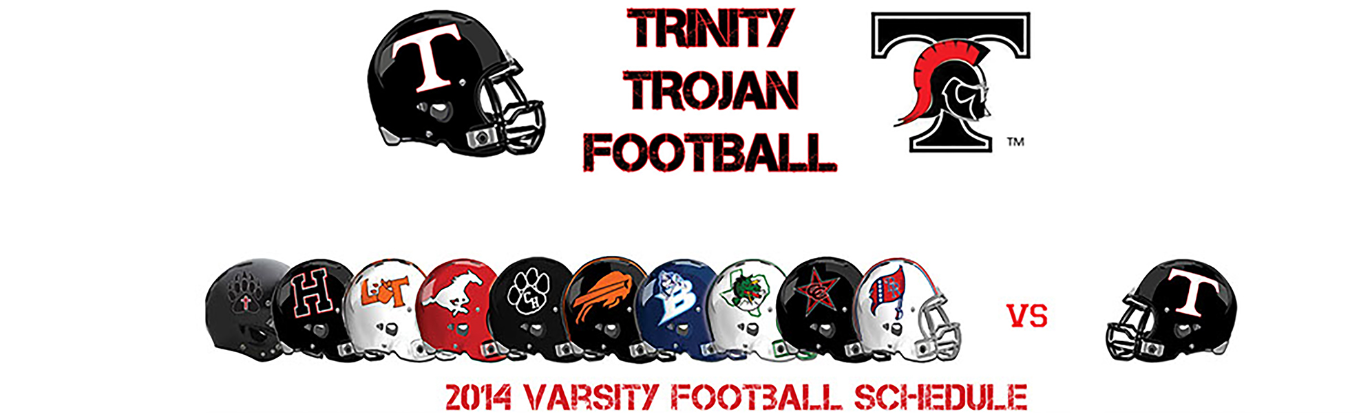 Trinity Football Euless Schedule 2013