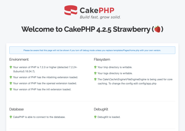 CakePHP 4 ACL implementation
