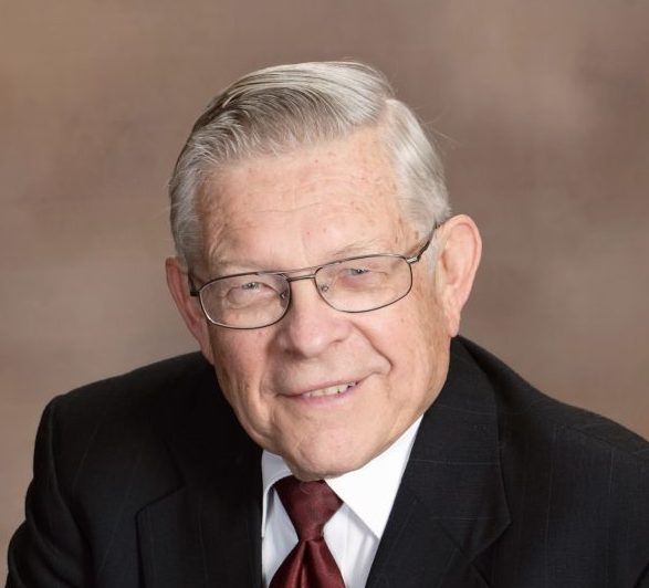 church staff Rev Dennis Pergorsch Emeritus Pastor