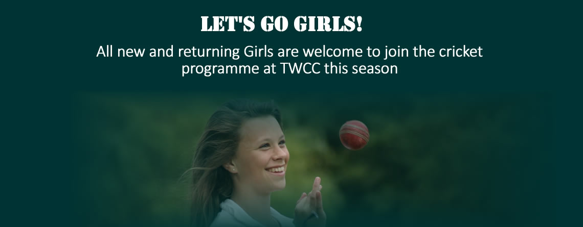 Girls ' Cricket at Trinity Willison