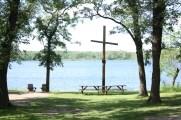 Metigoshe lake front