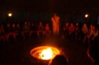 Legendary campfires every night