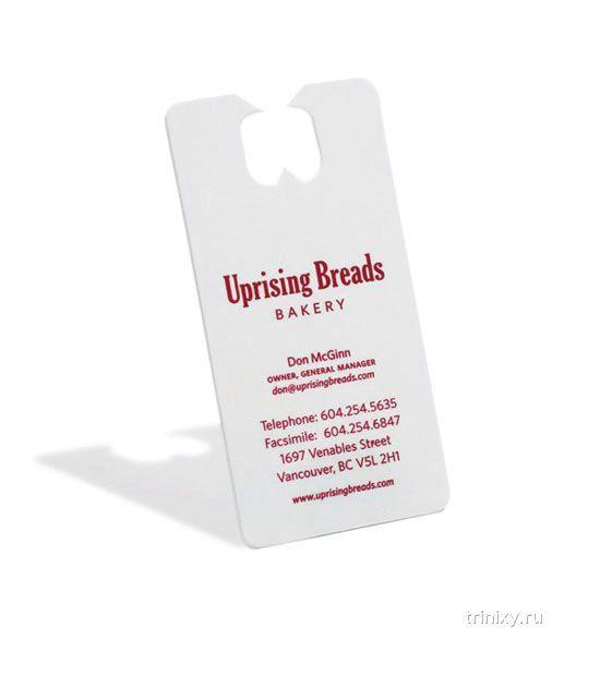 Новые креативные визитки (38 штук)