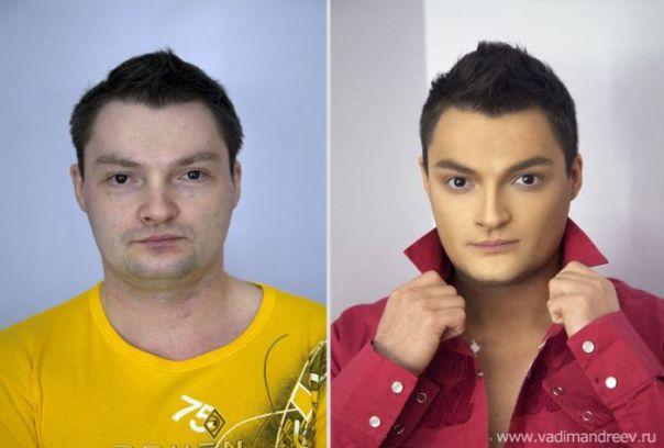 Makyaj Harikaları(20 Fotograf)