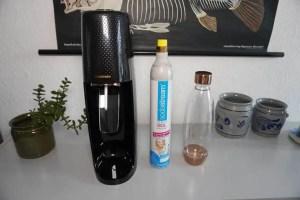SodaStream Easy Test