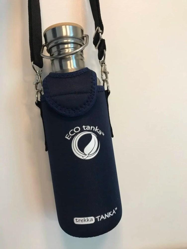 ECOtanka Flasche mit Kühlmantel Kooler