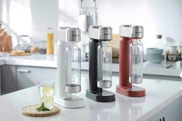 Philips Go Zero Wassersprudler Farben