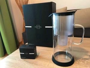 Silberthal Wasserfilter 2,7 Liter aus Glas im Test