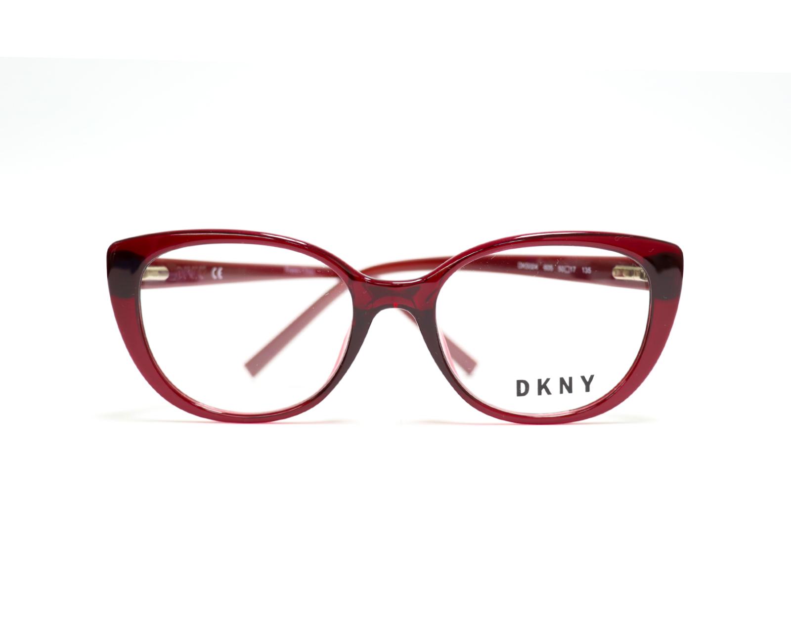 DKNY DK5004 Burgundy