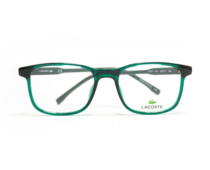Lacoste L3633 in Shiny Green