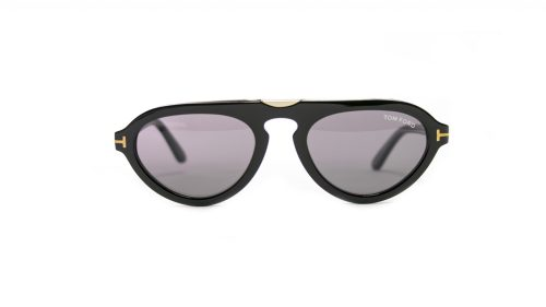 TOM FORD Milo TF737 in Black