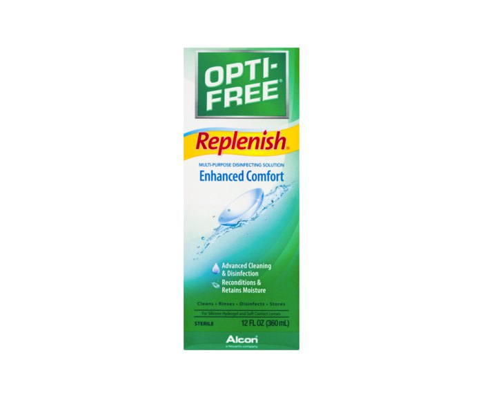 OptiFree Multi Purpose Solution 12oz