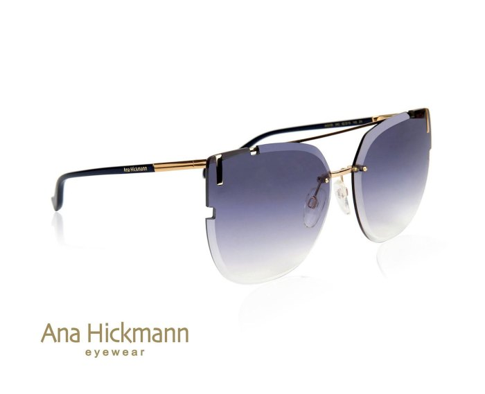Ana Hickmann AH3195 in Gold