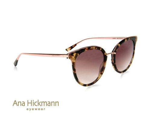 Ana Hickmann AH9267 in Light Havana