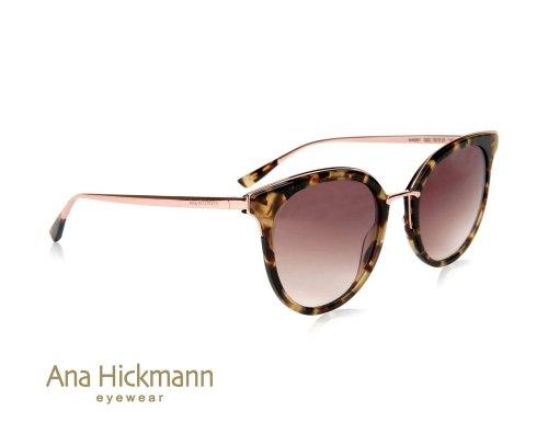 Ana Hickmann AH9267 in Light Havana