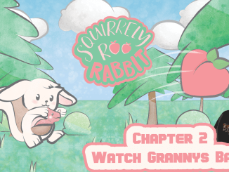 Squirrely Roo Rabbit: Chapter Two