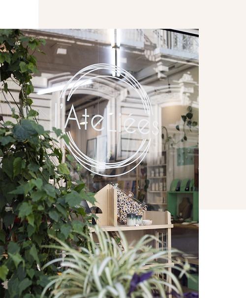 Atelier boutique L'ateliées
