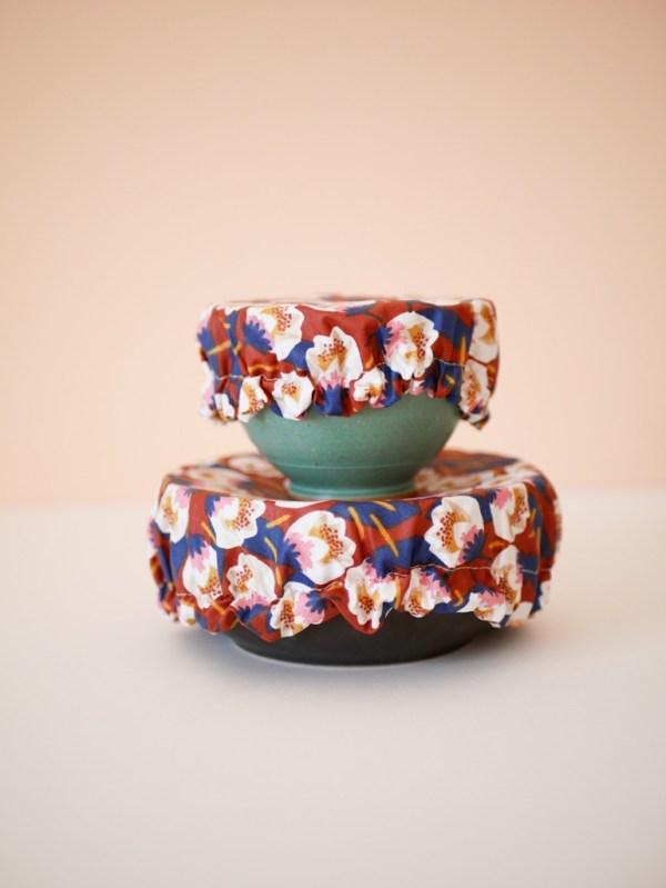 charlottes à plat - Trinquette Artisanat - Rose