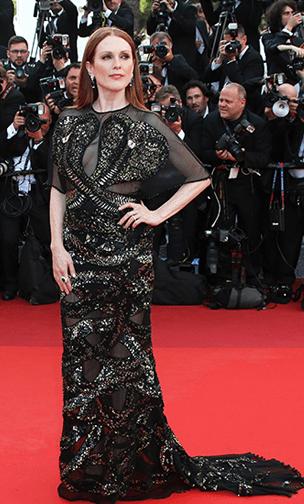 Jullianne Moore em Givenchy
