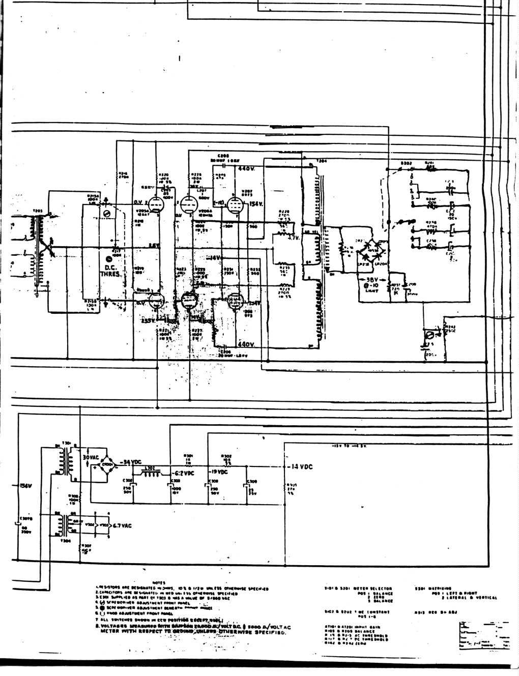 schematic spring reverb