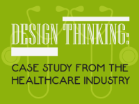 Design Thinking: Case study from the healthcare industry ...