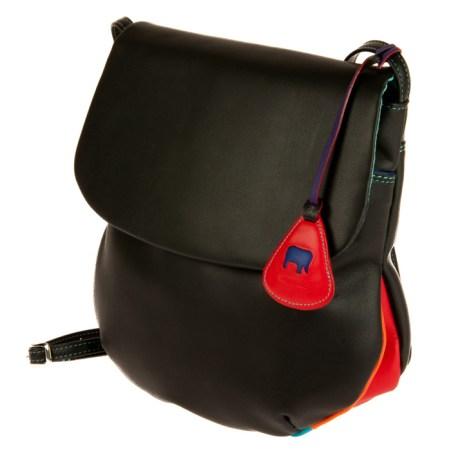 Rounded V-Gusset Handbag