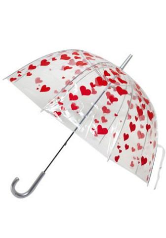 Asos paraguas corazones