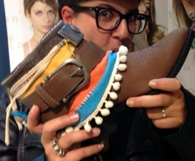 boho chic botas
