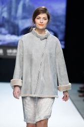 Couchel chaqueta gris