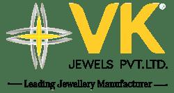 VK jewels pvt ltd brand logo