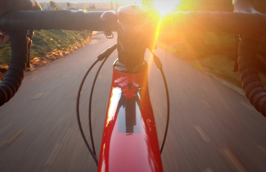 Bicicletas que salvan vidas. Martes sobre ruedas