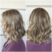 trios aveda hair color