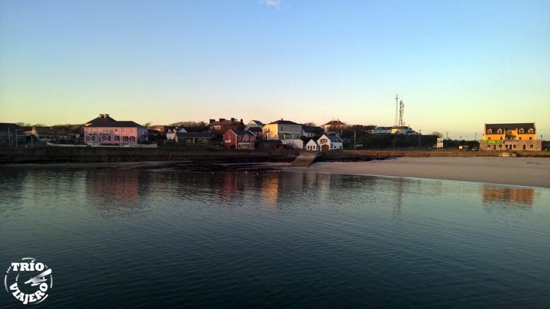 Inis Mor - Puerto de Kilronan